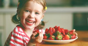 A Healthy Gut = A Happy Child